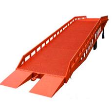 简易移动液压登车桥