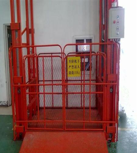 重型导轨升降货梯